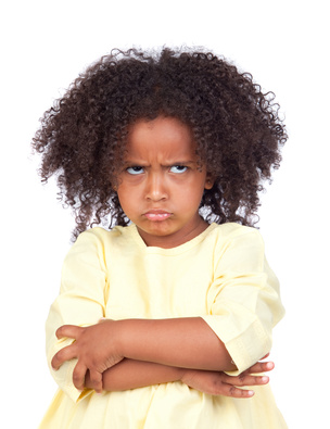 angry little black kid - photo #8