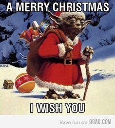 christmasStarWars